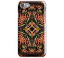 A tapestry of rich and royal hue iPhone Case/Skin