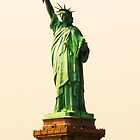 Statue of Liberty by Verity Barnes