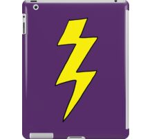Scott Pilgrim VS the World - Lightning Bolt Shirt - Knives Chow iPad Case/Skin