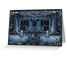forgotten childrens home Greeting Card