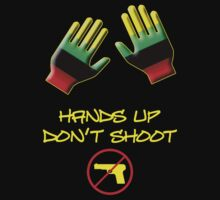 Hands Up Don't Shoot by Samuel Sheats