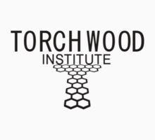 Torchwood employee shirt 1  by ArkelAngel