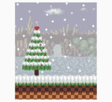 Green Hill Christmas T-Shirt