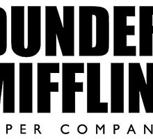 DUNDER MIFFLIN INC by lianney