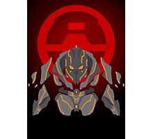 Halo 4 - The Didact Photographic Print