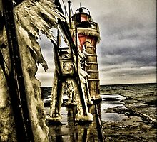 South haven Lighthouse by Josh Myers