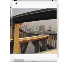 Baltimore Commute iPad Case/Skin