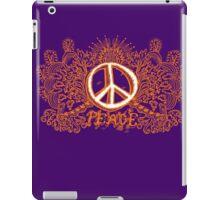 Peace Will Come iPad Case/Skin