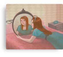 Teenage Dream Canvas Print