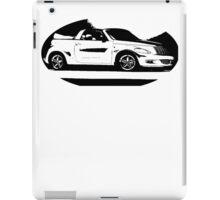 Chrysler PT Cruiser Convertible iPad Case/Skin