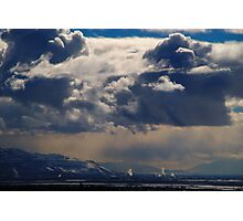 Between Heaven and Earth Photographic Print