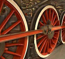 Wheels by Dave Warren