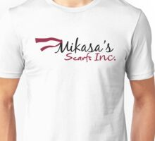 Mikasa's Scarfs Incorporated Unisex T-Shirt