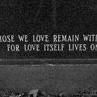 love can last forever by Kara Brink