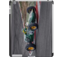 Lotus F1 - Type 24 - 1962/63 HDR iPad Case/Skin