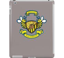 Honey Bees Coat of Arms iPad Case/Skin