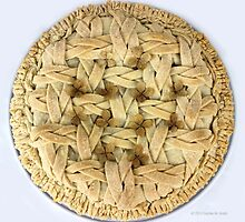 Homemade Apple Pie  by © Sophie W. Smith