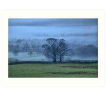 Early Morning Coniston  Art Print