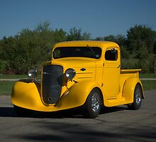 1936 Chevrolet Pickup Hot Rod by TeeMack