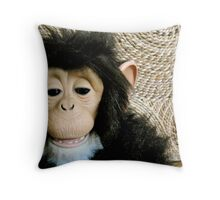 Almost Alive Throw Pillow