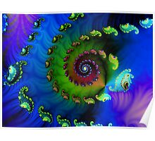 Tales From The Fractal Sea Poster