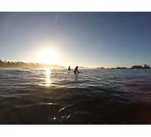 Dawn Patrol Photographic Print