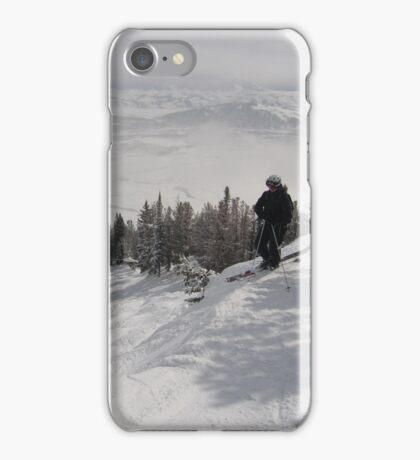 Jackson Hole Skiing iPhone Case/Skin
