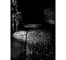 The lane into unknown Photographic Print