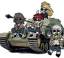 Akatsuki gang by sherlysparks