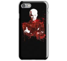 Splatter Spike iPhone Case/Skin