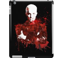 Splatter Spike iPad Case/Skin