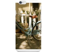 French Bicycle iPhone Case/Skin