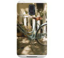 French Bicycle Samsung Galaxy Case/Skin