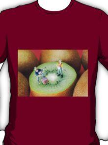 Band Show On Kiwi Fruits T-Shirt