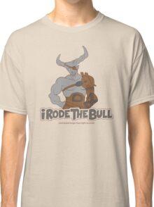 Riding the Bull Classic T-Shirt
