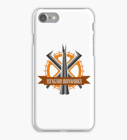 Isengard Ironworks iPhone Case/Skin