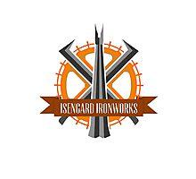 Isengard Ironworks Photographic Print