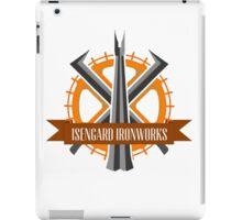 Isengard Ironworks iPad Case/Skin