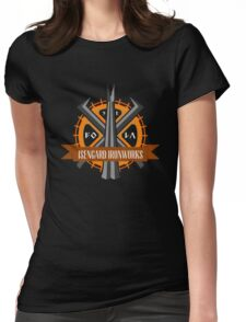 Isengard Ironworks Womens Fitted T-Shirt