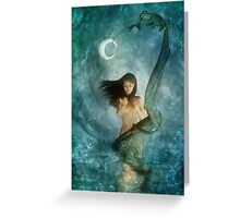 Surreal * Wall Art Greeting Card