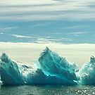 Blue Ice by Steve Bulford