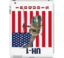 UH-1 Iroquois iPad Case/Skin