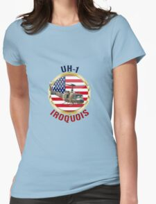 UH-1 Iroquois Womens Fitted T-Shirt