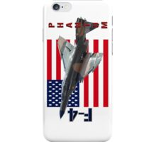 F-4E Phantom USAF iPhone Case/Skin
