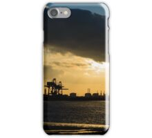 Industrial Silhouette iPhone Case/Skin