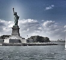 Statue of Liberty, New York City by cameraperson