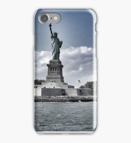 Statue of Liberty, New York City iPhone Case/Skin