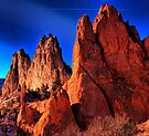 Garden of the Gods by Charles Dobbs Photography