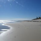 The Indian Ocean at Cottesloe by simonescott