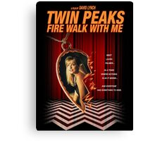 Twin Peaks: Fire Walk With Me Canvas Print